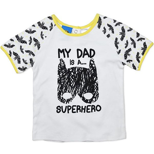 Batman Cotton T-Shirts for Baby Boys