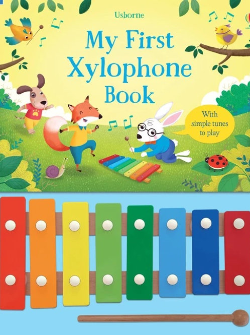 Usborne ~ My First Xylophone Book