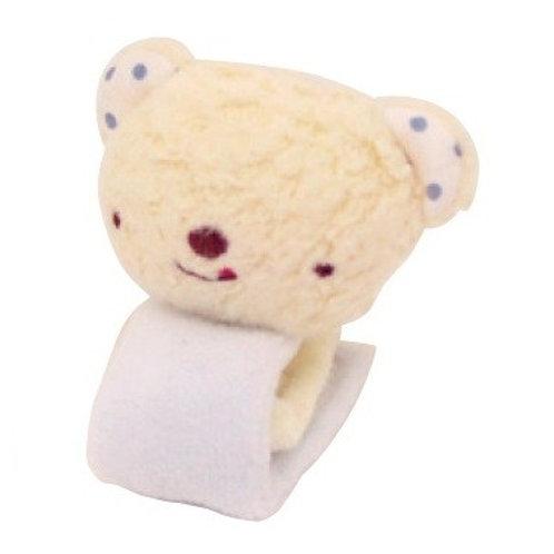 Anano Café Baby Toy Rattle - Belt (Bear)