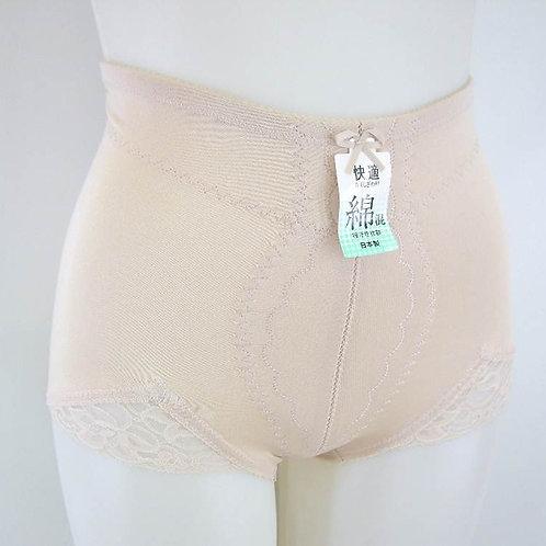 CINQ Postnatal Pelvis Cotton Blend Shorts Girdle
