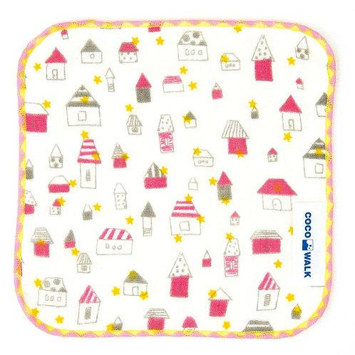 Cocowalk Baby Cotton Handkerchief (House)