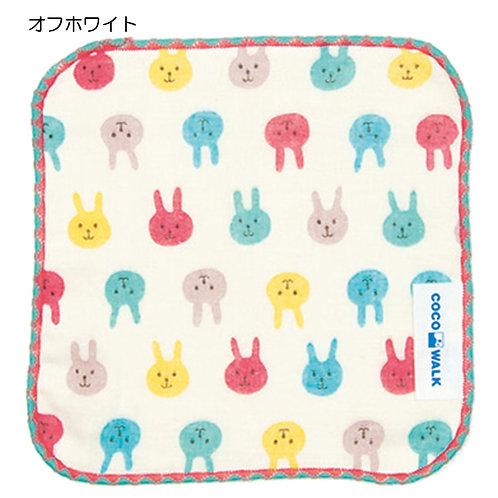Cocowalk Baby Cotton Handkerchief (Rabbit)