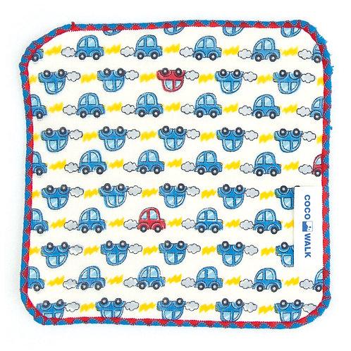 Cocowalk Baby Cotton Handkerchief (Cars)