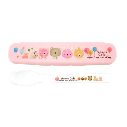 Anano Café Baby Spoon with Case