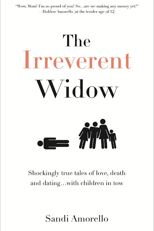 The Irreverent Widow Book