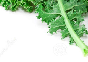 Kale:  Vegetable of Romance.