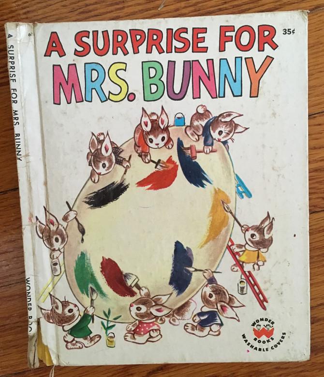 Easter surprises.