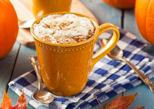Pumpkin Spice and Hope for Humanity.