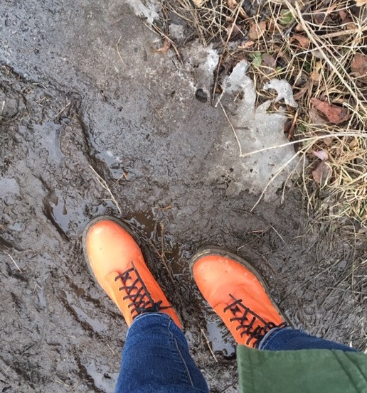 Mud Season.