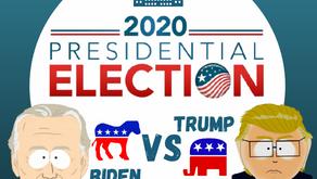 «Гигантская клизма» vs «сэндвич с дерьмом»: прогноз на выборы президента США 2020