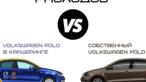 Каршеринг vs личный автомобиль: сравниваем и размышляем