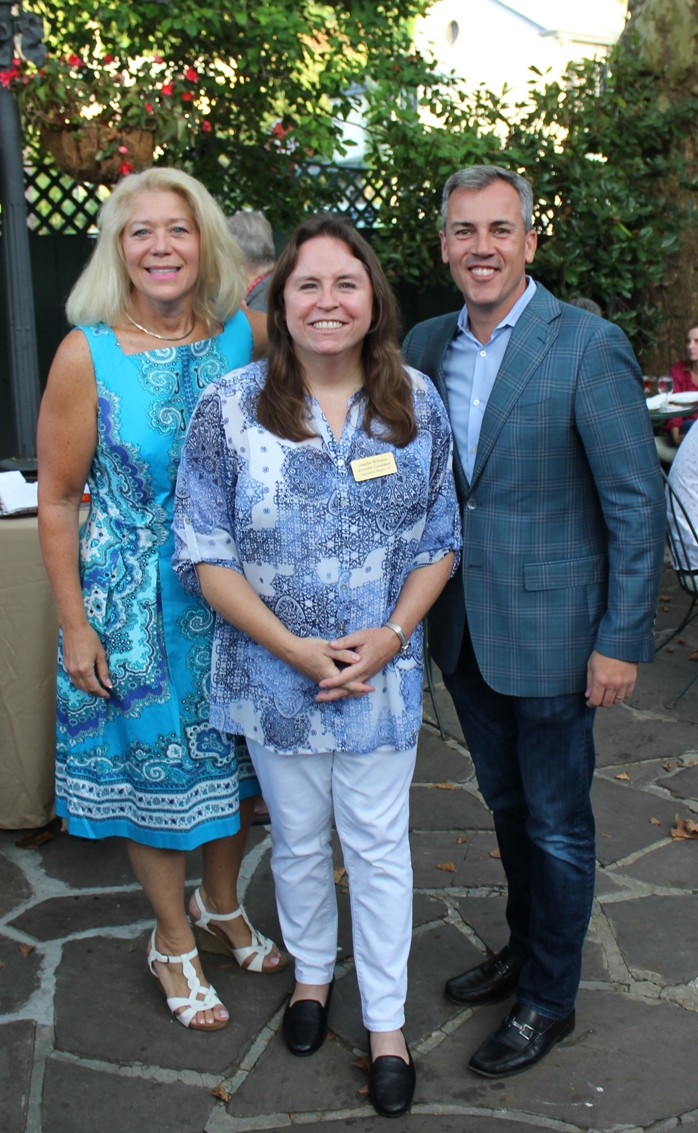 Jen, Sue Soloway, John Lanza