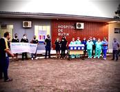 Entidades promoveram ações de solidariedade no mês de dezembro