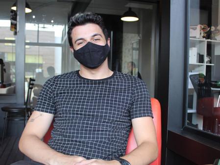 """""""Comprometimento"""", é o principal foco do novo coordenador da EDTC, Matheus Espinoza"""