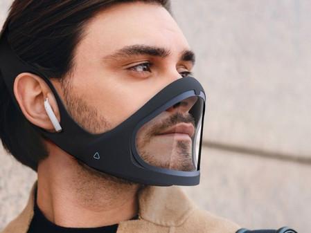 Máscaras inteligentes são as novidades em equipamentos de proteção contra Covid