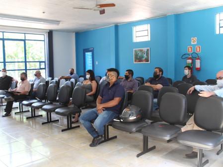 Secretariado da nova gestão de Daniel Almeida é apresentado à comunidade