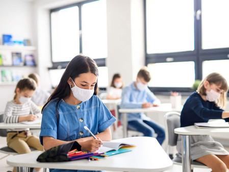 Governo do estado propõe retorno das aulas no modelo presencial