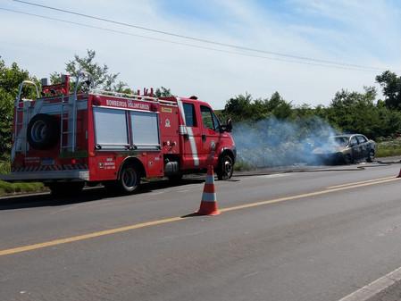 Atuação dos bombeiros voluntários está em risco no Rio Grande do Sul