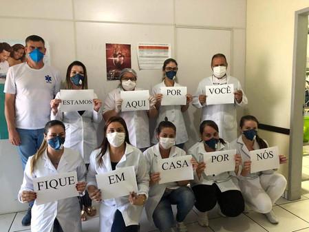 Neste domingo (22), o município de Minas do Leão registrou o primeiro caso suspeito de infecção pelo