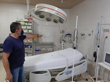 Hospital de Butiá está pronto para atuar em caso de crise de saúde na cidade