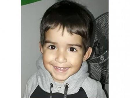 Pai é suspeito de matar o filho de três anos
