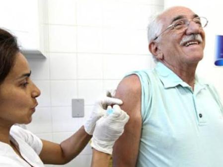 Secretaria de Saúde vai vacinar os idosos em suas casas
