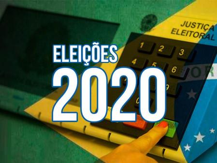 Eleições 2020, seu voto tem poder
