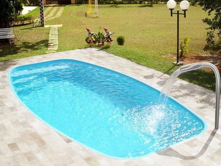 Já pensou em ter uma piscina em casa?