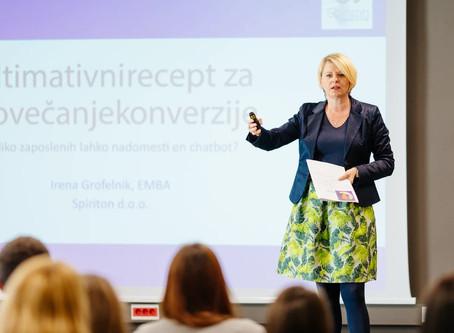 Member Spotlight   Irena Grofelnik