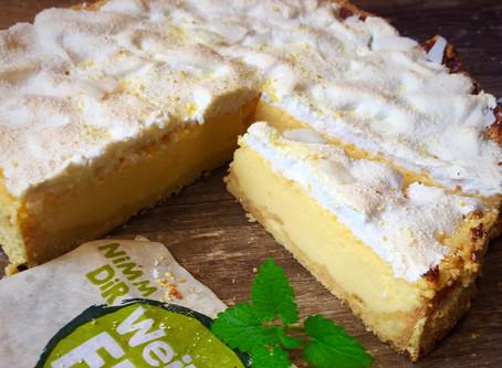 Nimm dir Weizenfrei. Rezept Limetten Pie
