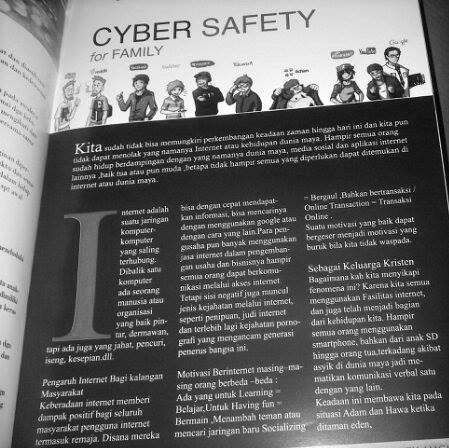 Artikel Majalah Lokal