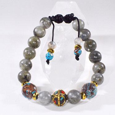 Vibrant Vortex Bracelet