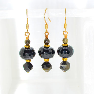 Melanin Magic Earrings