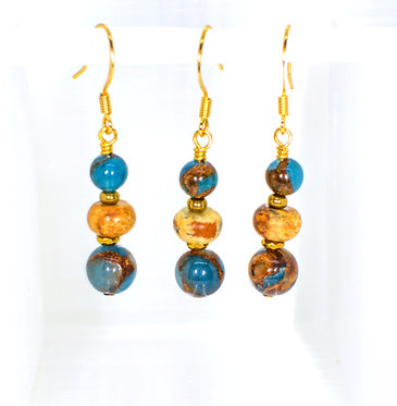 Global Diplomat Earrings