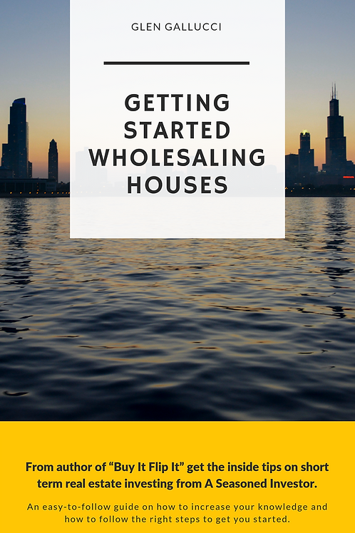 Getting Started Wholesaling Houses