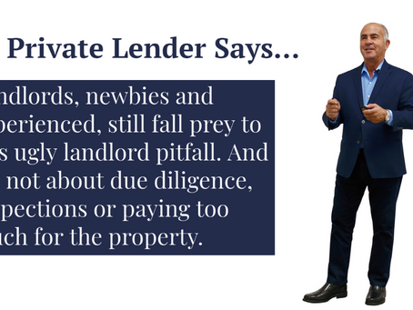 Being a landlord may be everyone's dream