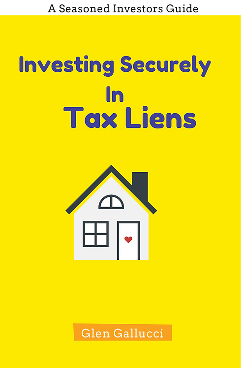 Investing Securely In Tax Liens