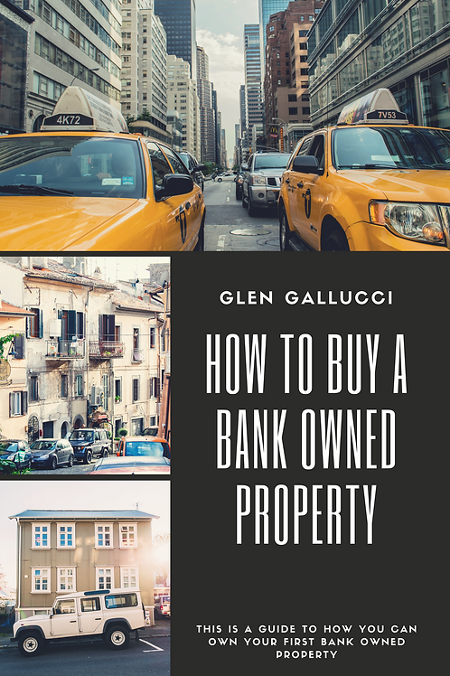 How To Buy A Bank Owned Property