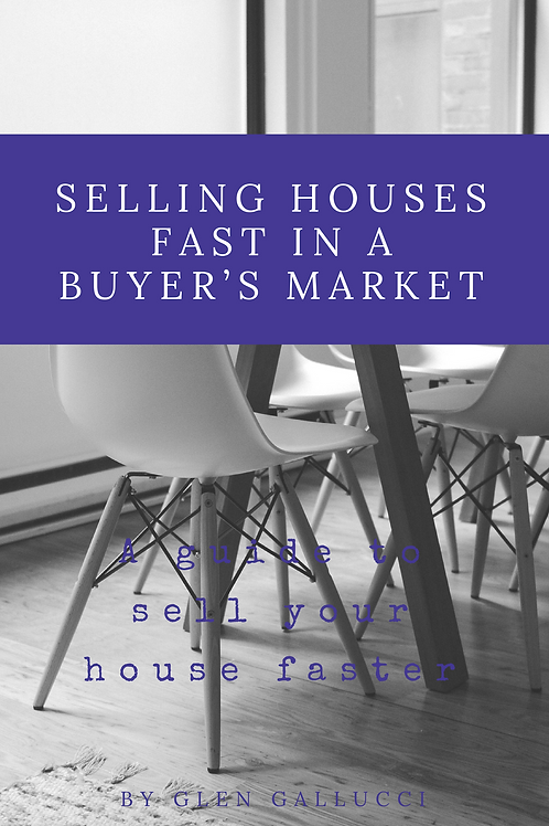 Selling Houses Fast In A Buyers Market