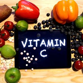 Vitamin C & your immune system 🍋