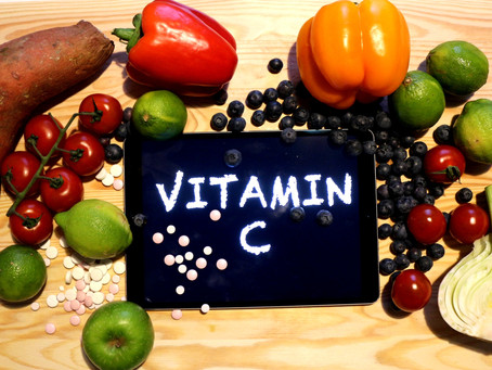 Vitamin C & dein Immunsystem 🍋