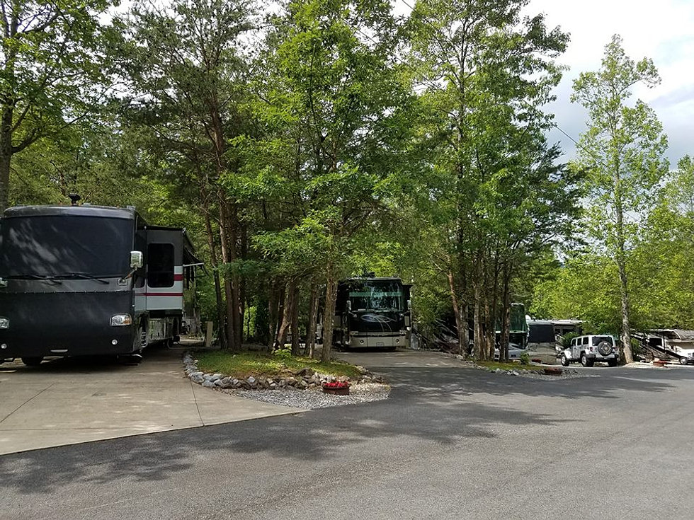 Smoky Bear Campground Amp Rv Park In Gatlinburg Tn Great