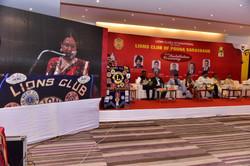 Introduction of Lion AP Singh