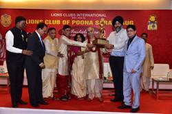 Winner of Best Lion
