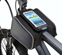 Bicycle Tube Frame Cycling Pannier W