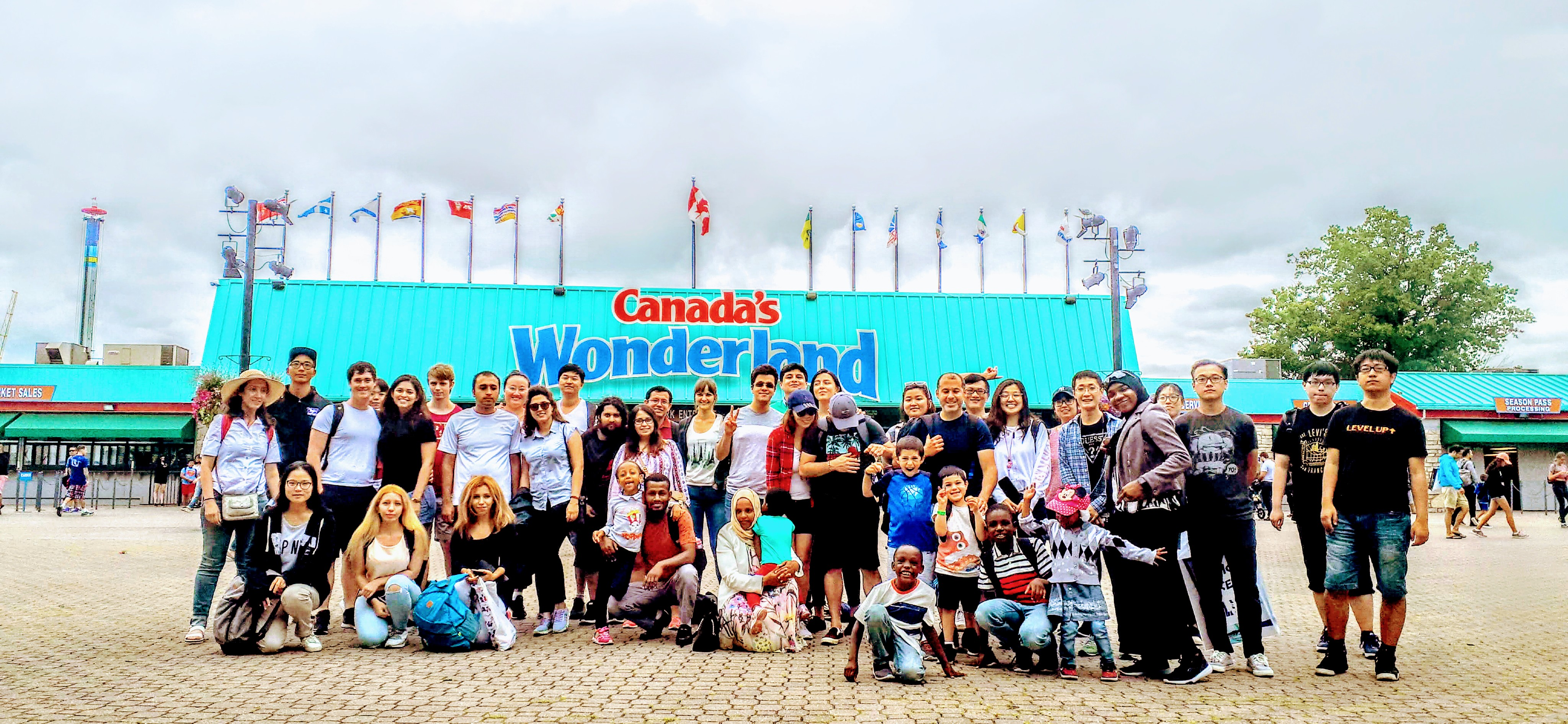 Summer Wonderland Trips