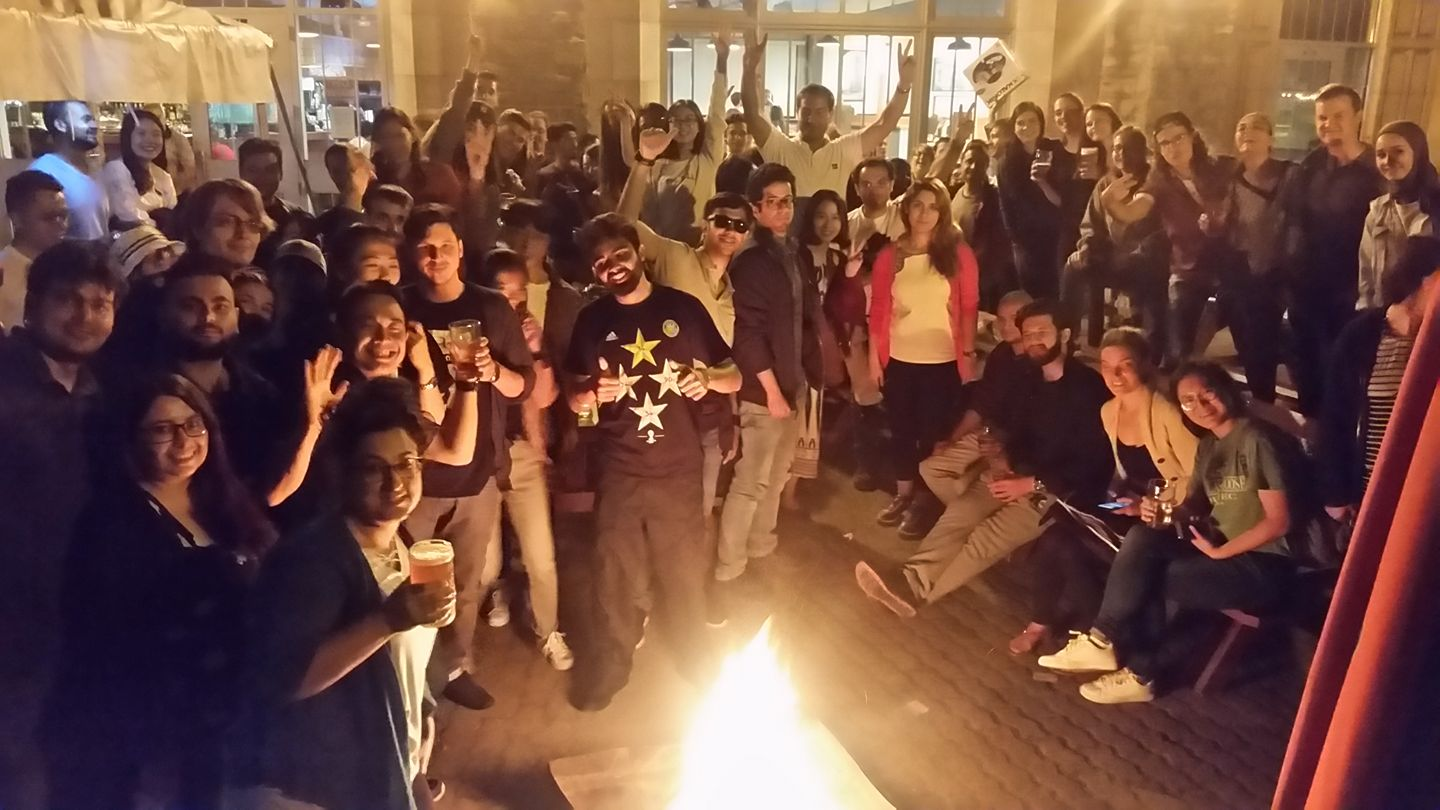 Orientation: Bonfire Night