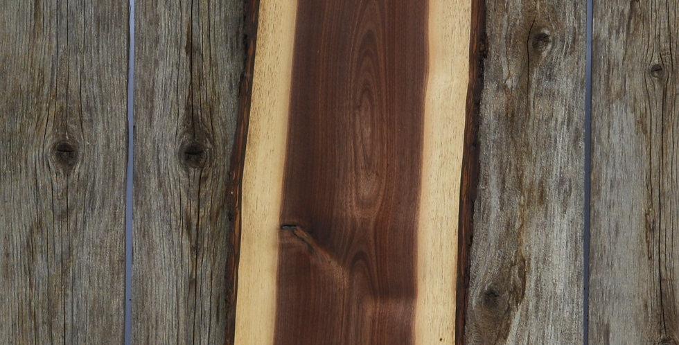 Signature Live Edge, with bark