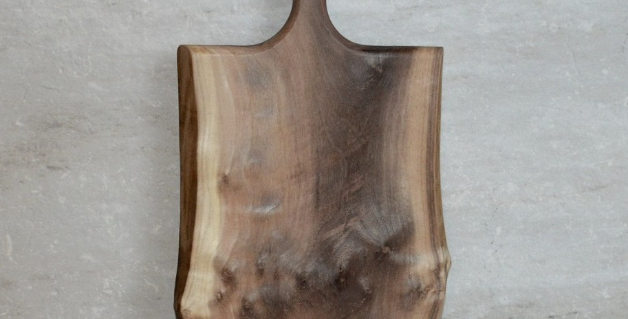 Black Walnut Charcuterie Board