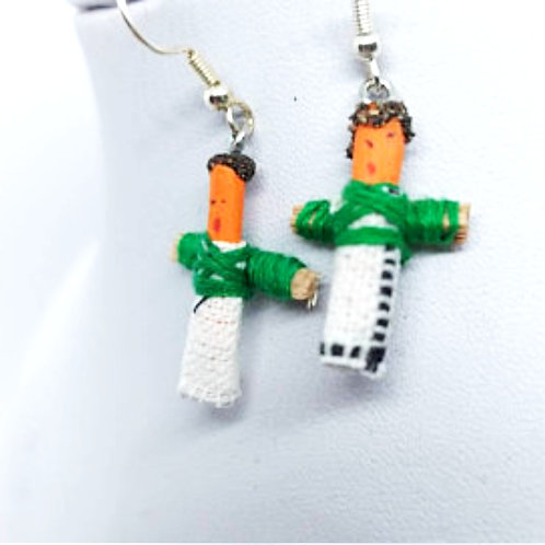 Worry Buddy Earrings